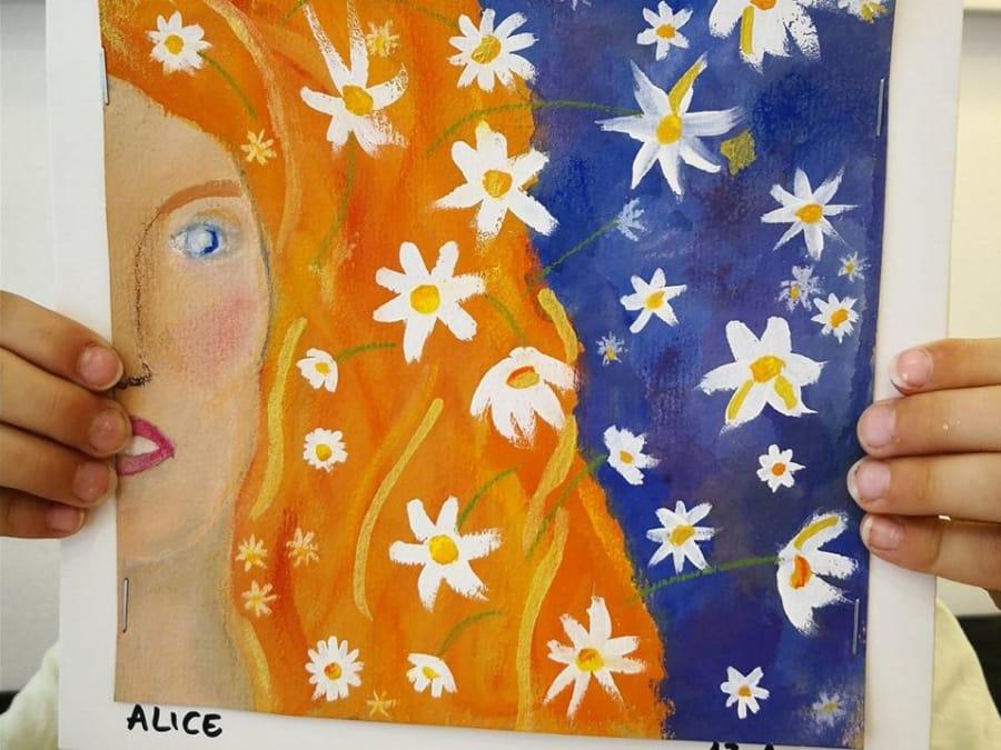 Anniversaire Peinture 4-12 ans à Lyon 2ème