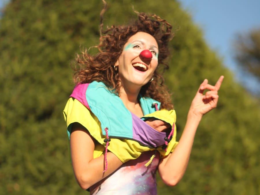 Animation Clown Cosma pour enfants à Marseille (13)