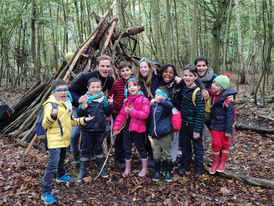 Stage d'été 6-11 ans Explorateurs de la biodiversité