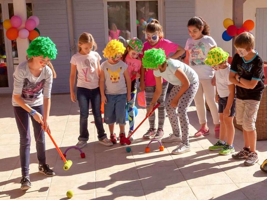 Anniversaire Kermesse 3-12 ans à domicile