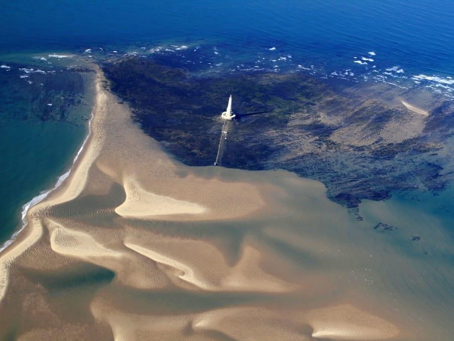 Vol en ULM Pendulaire depuis Soulac-sur-Mer (33)