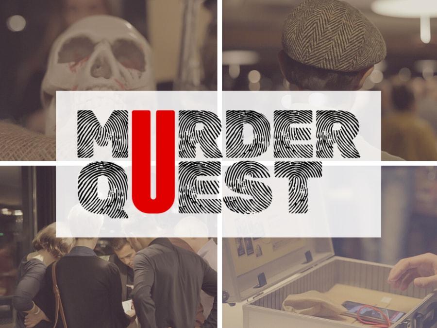 """Team Building enquête """"Murder Quest"""""""