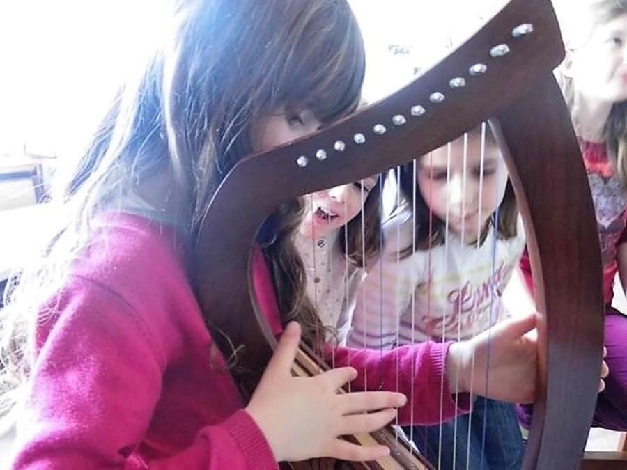Anniversaire Conte Musical 5-9 ans à domicile
