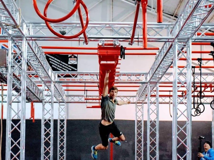 Team Building Parcours Ninja Warrior proche de Lyon (69)