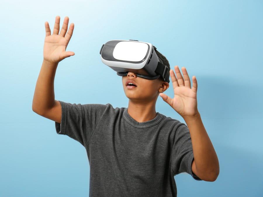 Anniversaire Réalité Virtuelle 10-18 ans proche de Nice