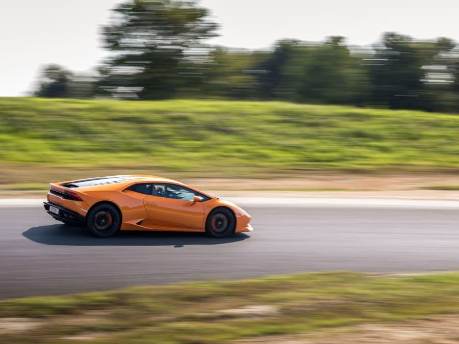 Stage de pilotage Lamborghini Huracán Circuit Fontenay-le-Comte