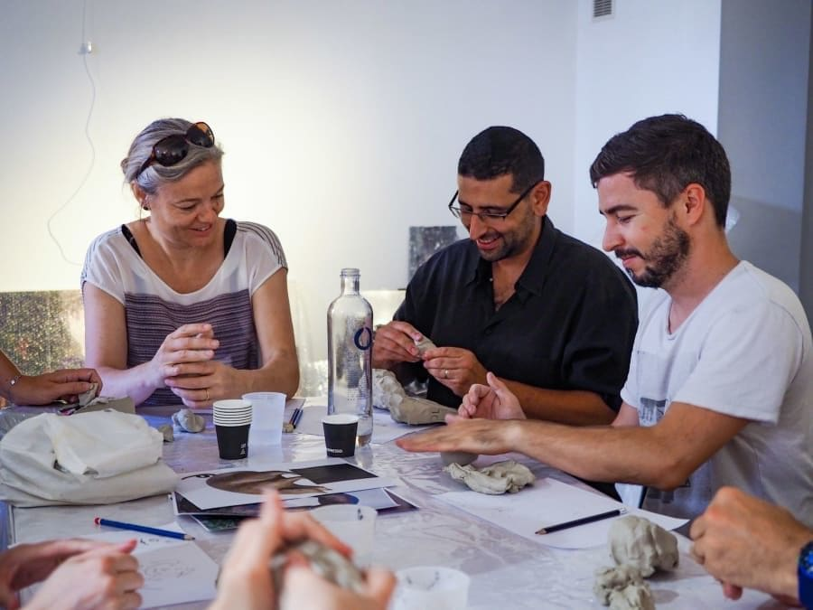 Team Building Modelage & Sculpture en Ile-de-France