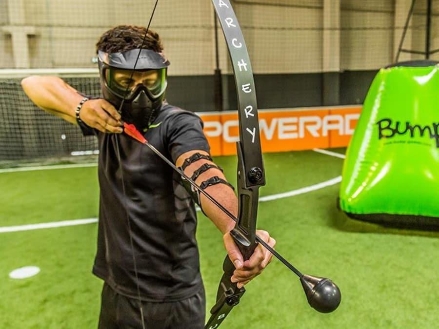 Anniversaire Archery Tag 7-15 ans proche de Rouen (76)