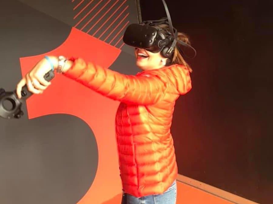 Team Building Réalité Virtuelle à Lille (59)