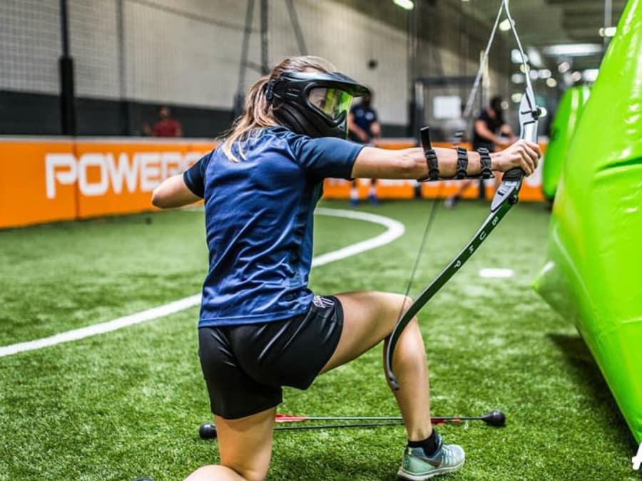 Anniversaire Archery Bump 7-15 ans à Toulouse