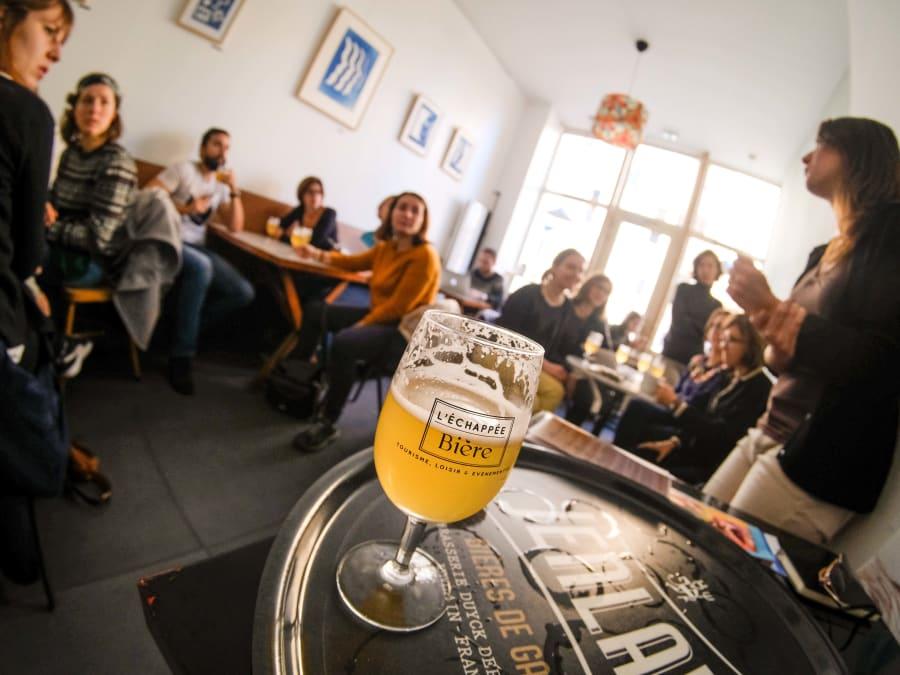 Jeu de Piste & Dégustation de Bières à Lille (59)