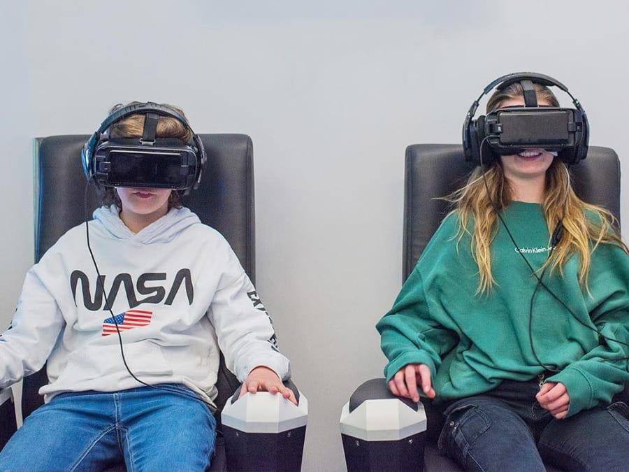 Anniversaire Réalité virtuelle 11-18 ans à Nantes (44)