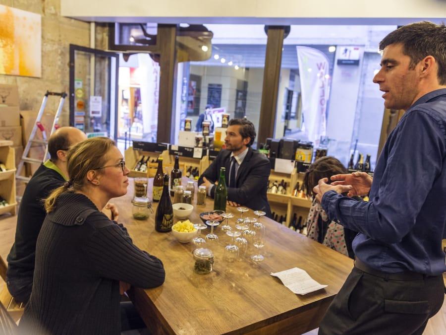 Atelier dégustation de bières à Paris