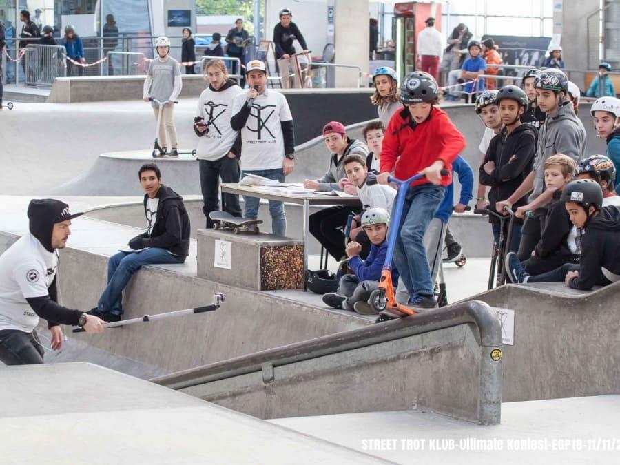 Anniversaire Trottinette Freestyle 5-15 ans à Paris 14e
