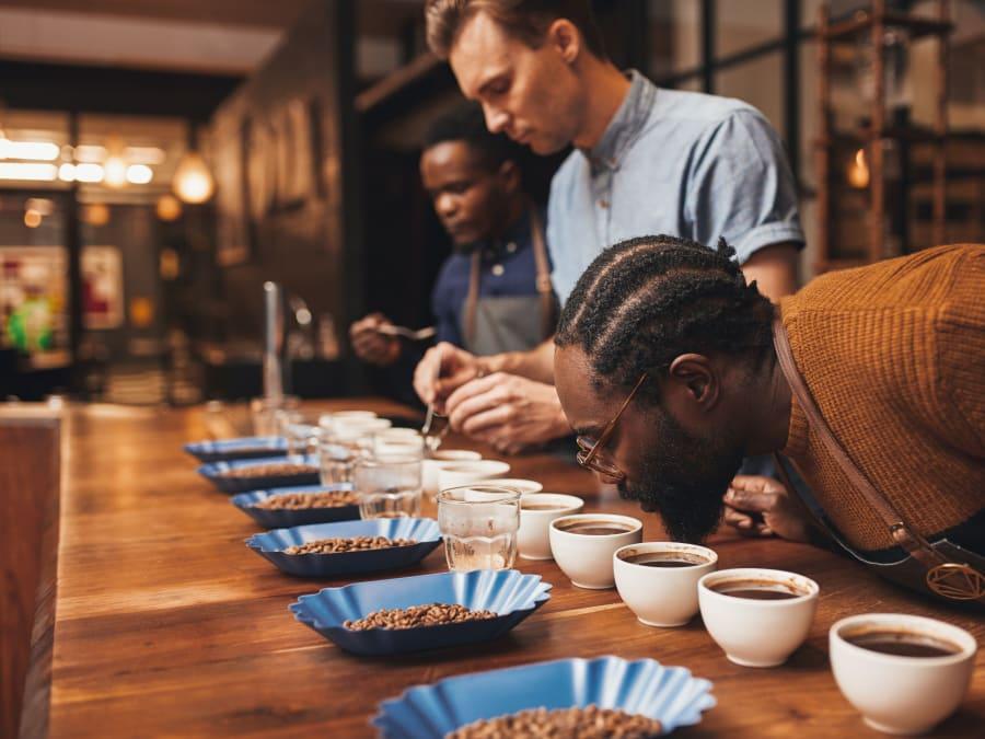 Dégustation de cafés et atelier zéro déchet à Paris