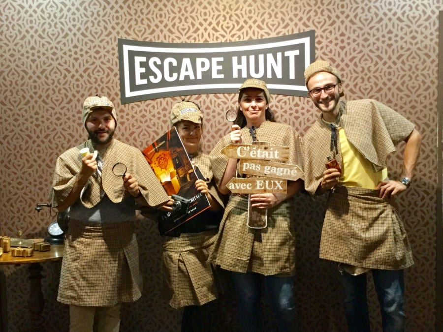 Team Building Escape Game proche de Marseille