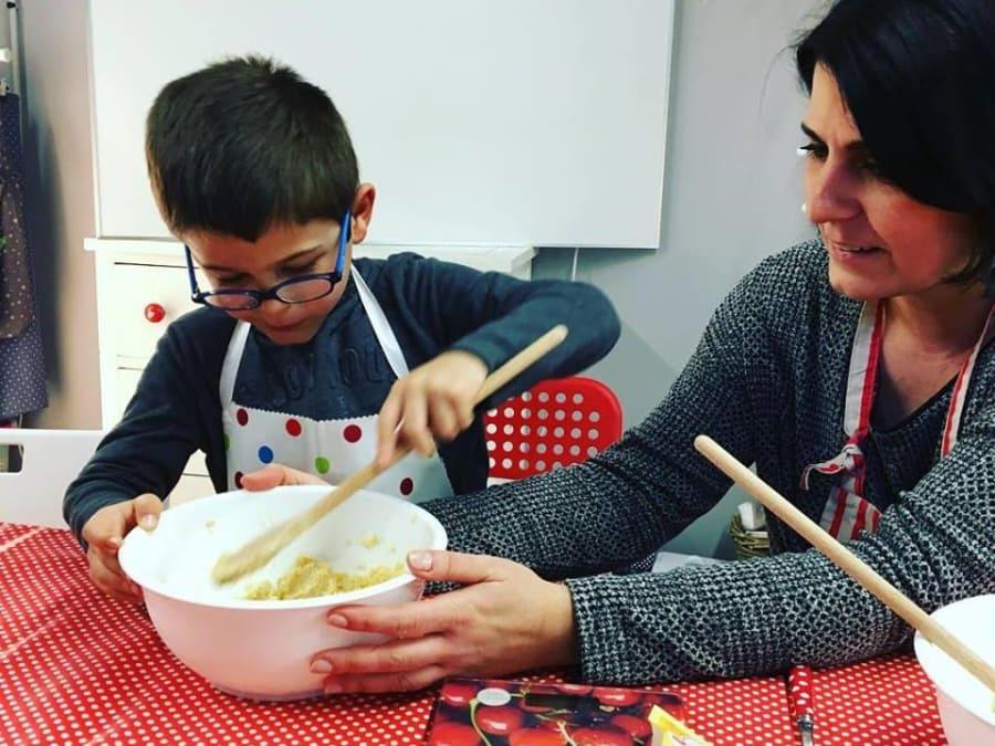 Atelier créatif parent / enfant à Vaucresson (92)