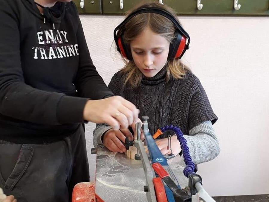 Anniversaire Bricolage DIY 6-12 ans à Villeurbanne (69)