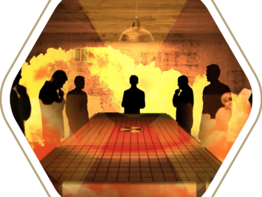 Team Building War Game