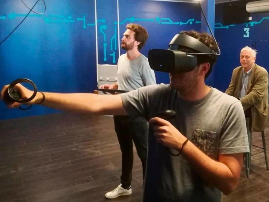 Team Building Réalité Virtuelle à Deauville (76)