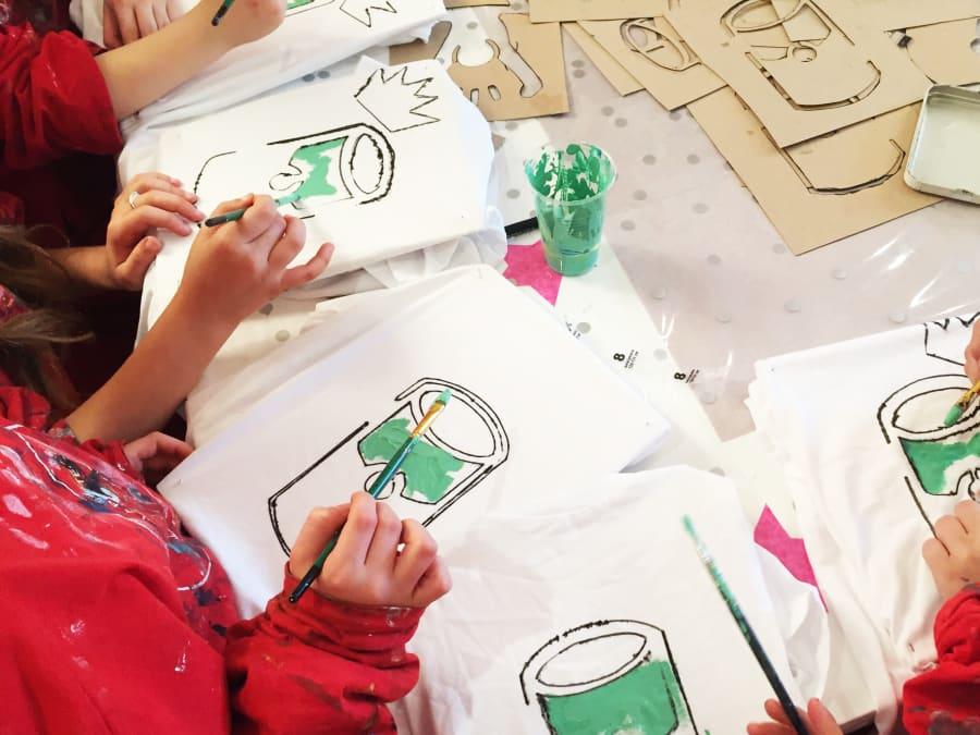 Anniversaire Créatif 7-15 ans à Paris 6ème