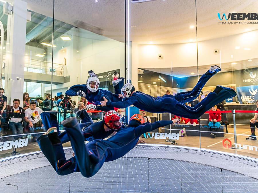 Team Building Simulateur de Chute-libre à Lille (59)