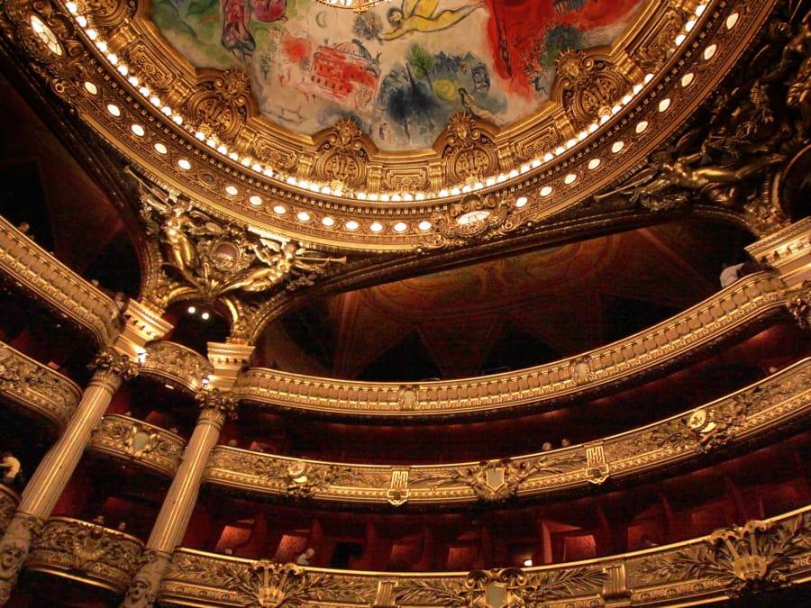Team Building Visite Contée à l'Opéra Garnier (Paris 9ème)