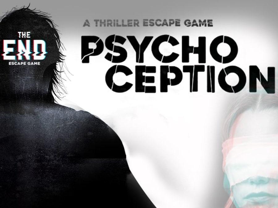 """Escape Game """"Psychoception"""" à Bordeaux (33)"""