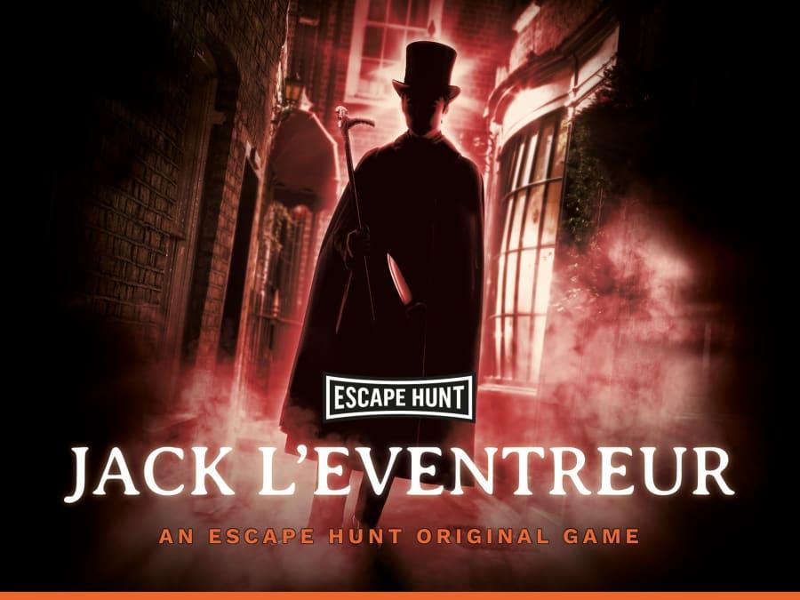 """Escape Game """"Jack l'Eventreur"""" à Bordeaux (33)"""