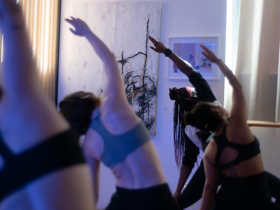 Team Building Follow Your Flow à Paris chez LeStudio Club