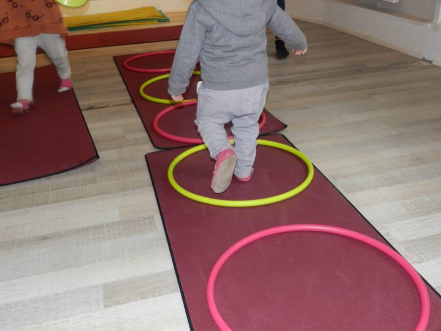 Baby Gym pour enfants de 1 à 3 ans à Paris