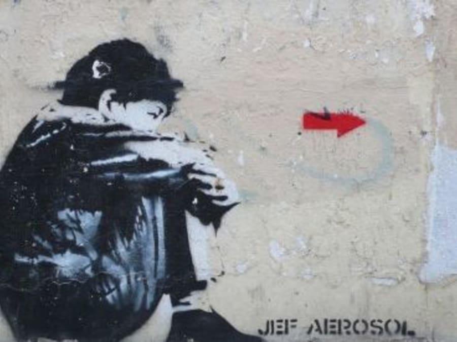 Anniversaire Street Art 6-14 ans à La Butte aux Cailles