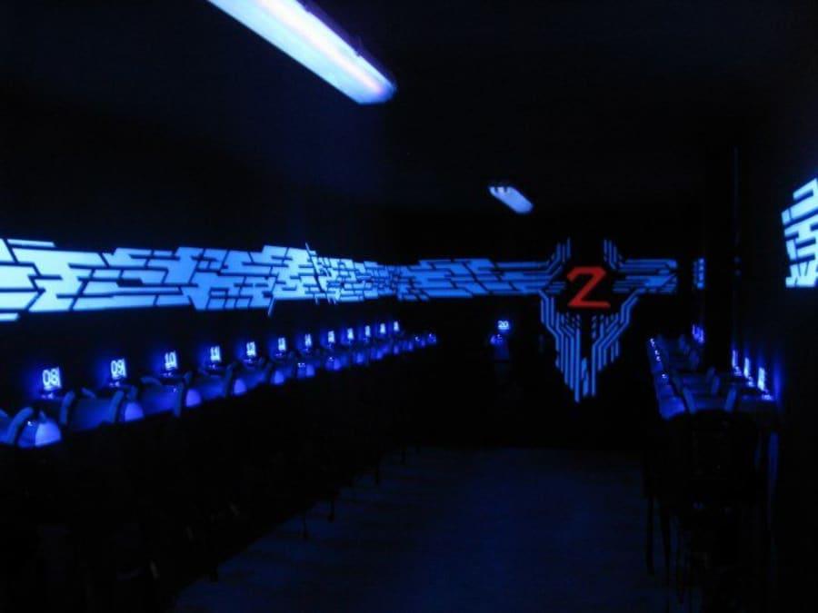 Anniversaire Laser Game 8-15 ans à Bordeaux (33)