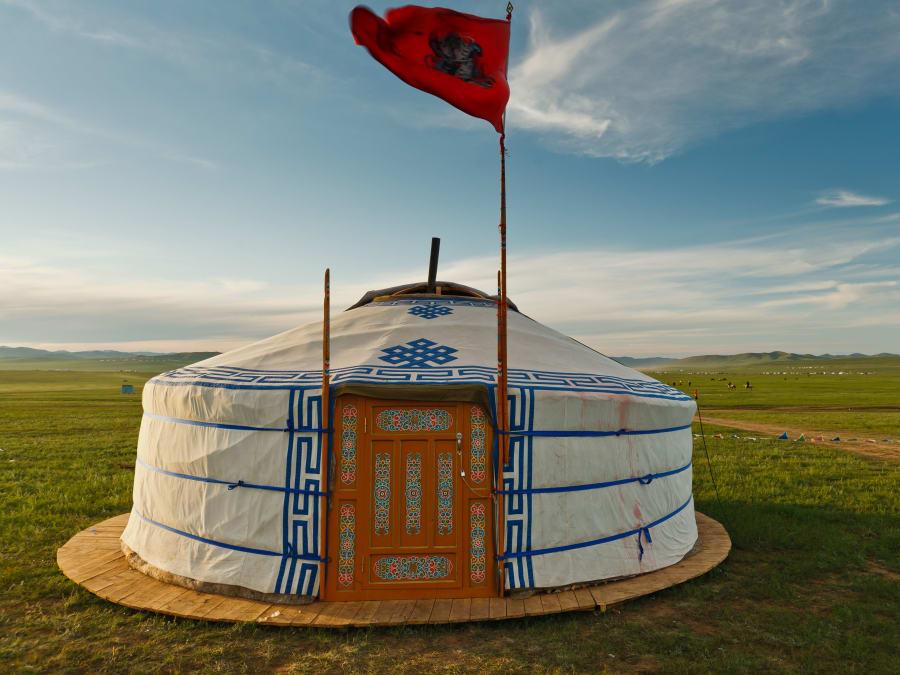 Anniversaire Escape Game La Yourte d'Alaanbaatar au Parc Floral