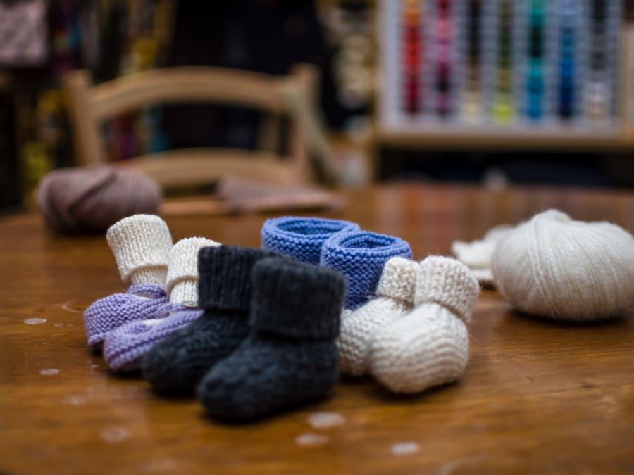 Cours de Tricot et de Crochet à Paris 17ème