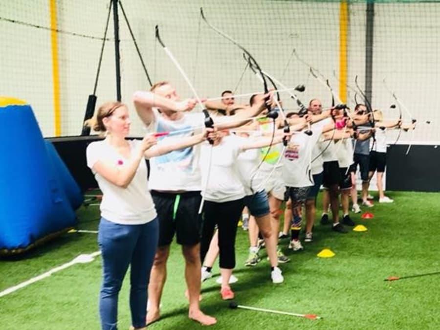 Anniversaire Archery Tag 9-16 ans proche d'Abbeville (80)