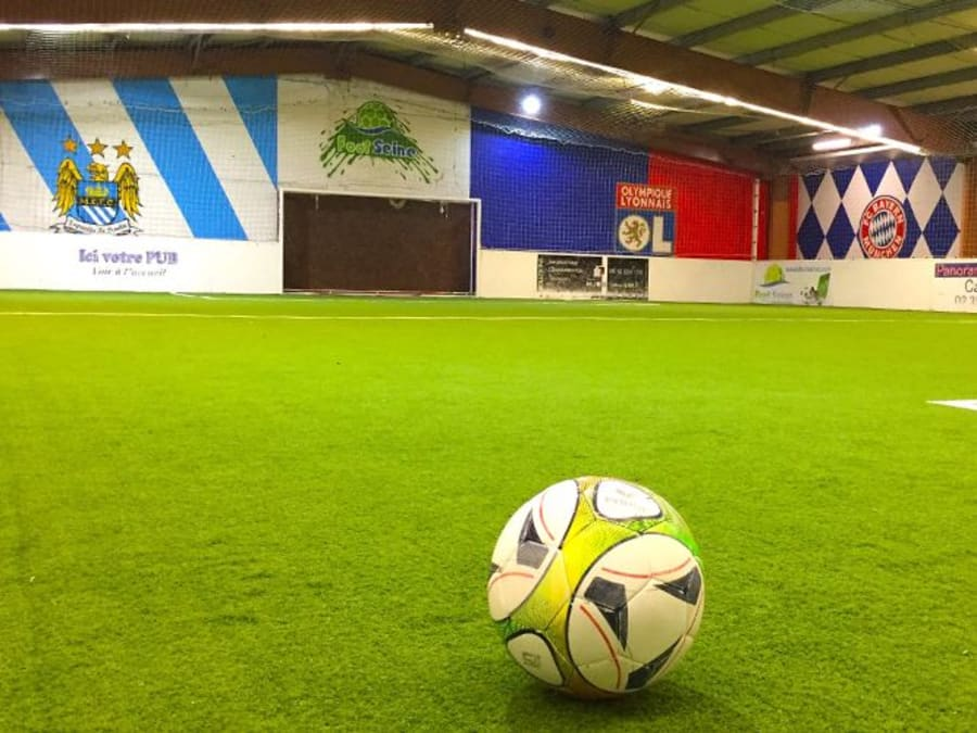 Anniversaire Football Indoor 5-16 ans à Déville-lès-Rouen (76)