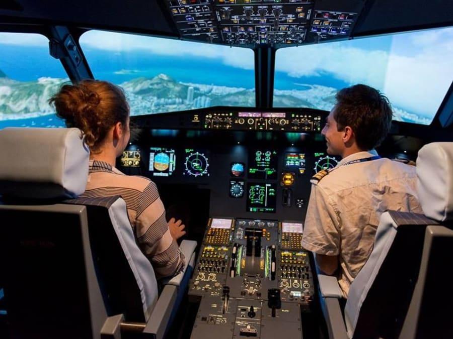 Team Building Simulateur de Vol à Paris 13e