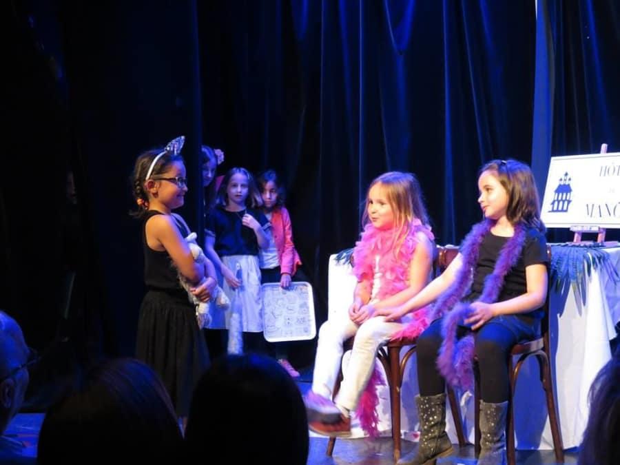 Anniversaire Théâtre 4-12 ans à Lyon 6ème