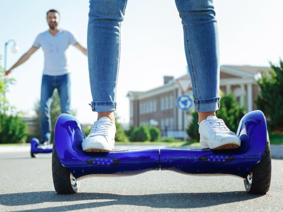 Team Building Balade en Hoverboard sur les Quais de Paris
