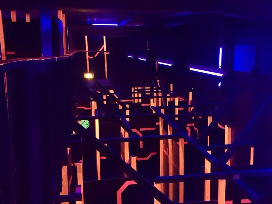 Laser Game spécial EVG/EVJF à Sartrouville (78)