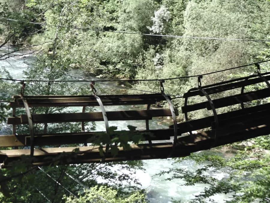 Parcours aventure Accrobranche à Thonon (Haute-Savoie - 74)