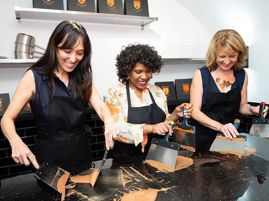Team Building Atelier Chocolat à Paris 1ier