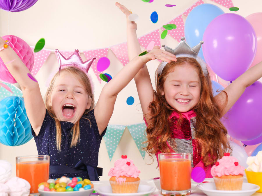 Anniversaire Boum & Karaoké 6-12 ans à domicile