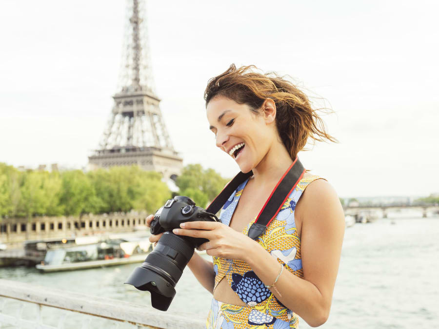Team Building Photo Walk dans les rues de Paris