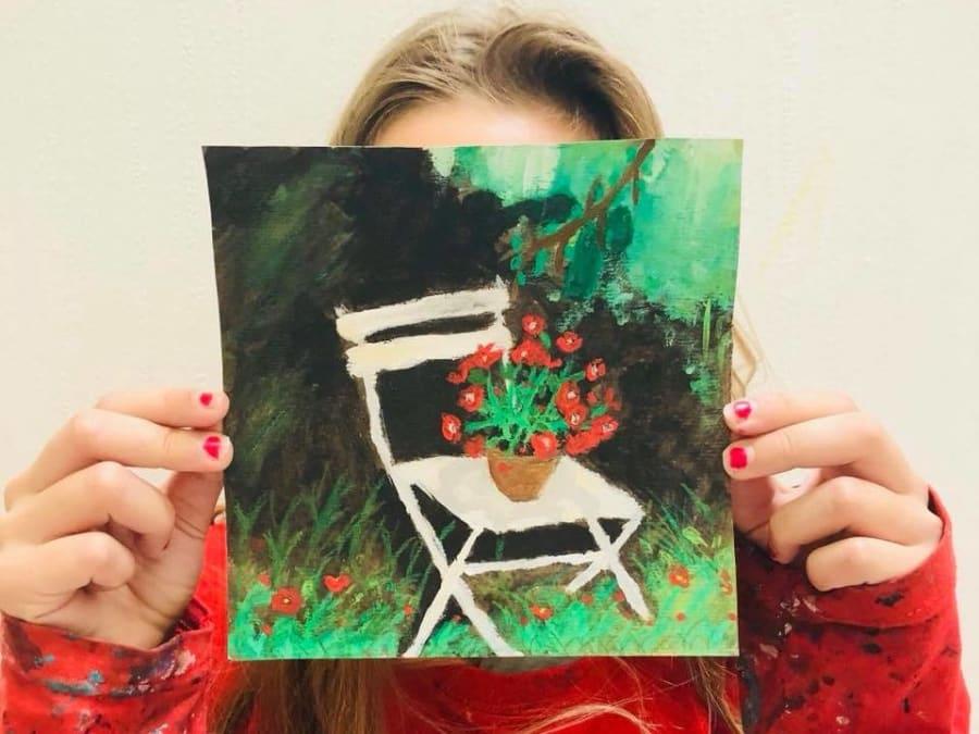 Anniversaire Peinture 4-12 ans à Tassin-la-Demi-Lune (69)