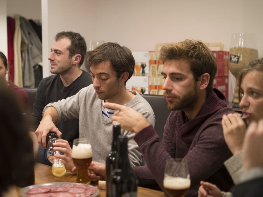 Team Building Brassage de votre propre Bière à Paris 13ème