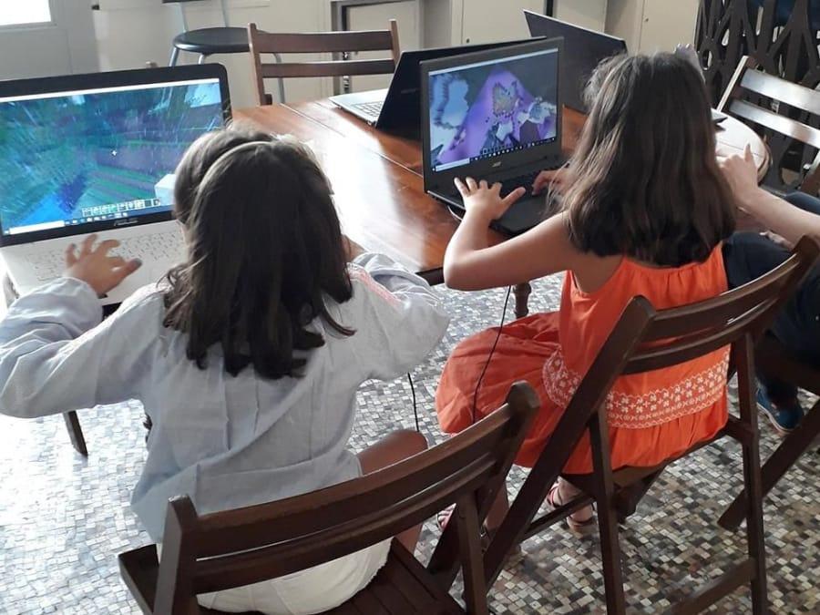 Anniversaire Minecraft 8-13 ans à domicile (IDF)
