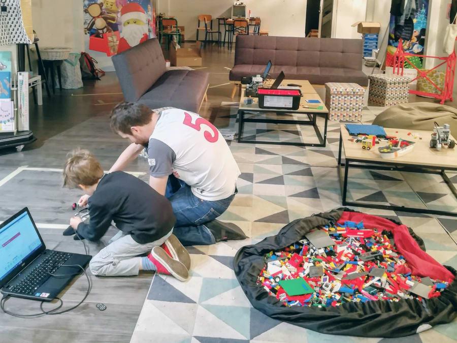 Stage Vacances LEGO® 6-13 ans à Lomme (59)