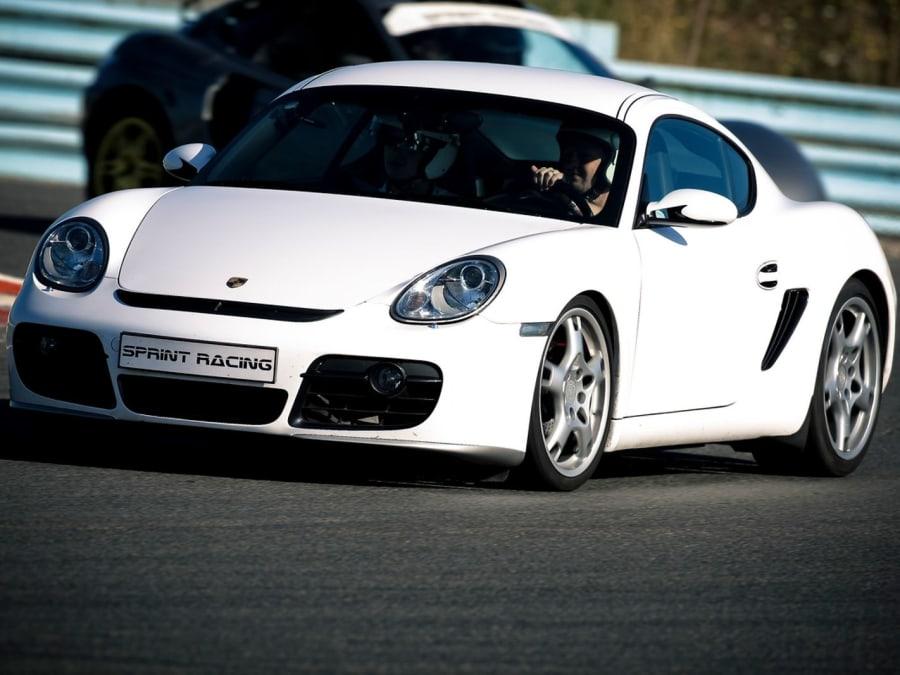 FUNBOX Stage de Pilotage Porsche